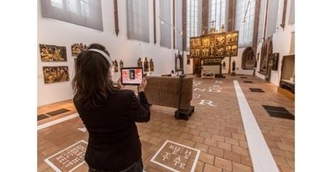 La réalité augmentée et la numérisation 3D entrent au musée | eServices | Scoop.it