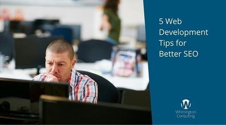 5 Web Development Tips for Better SEO   SEO for Lawyers   Scoop.it