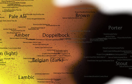 An App That Maps The Entire Universe Of Beer | DigitAG& journal | Scoop.it