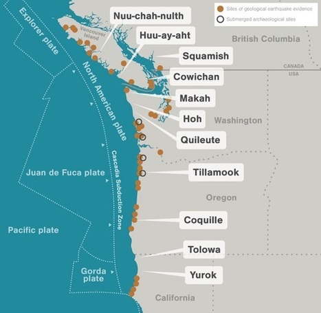 Native Americans' Terrifying Tsunami Stories Show What the Pacific Northwest Has to Fear | IELTS, ESP, EAP and CALL | Scoop.it