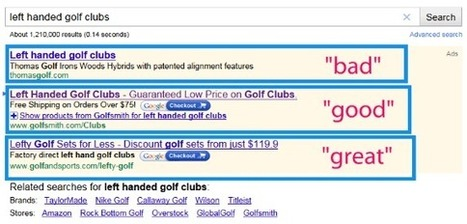 Pay Per Click 101 - Part 2 - 5 Tips For Writing Great PPC Advertisements | Complete Cloud | Scoop.it