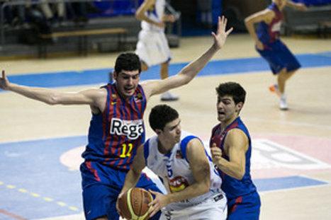 El Fuenlabrada ficha a Dani Pérez, base del River Andorra   European Basketball   Scoop.it