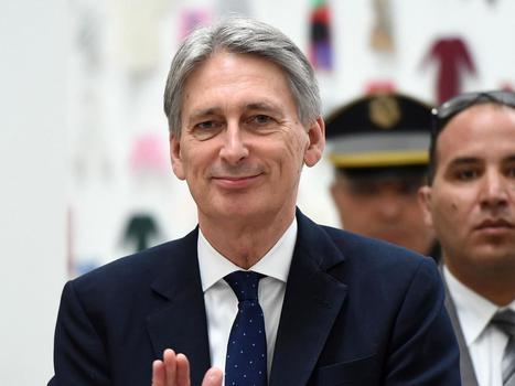 Philip Hammond has accepted a £2,000 watch from a Saudi sheikh | Welfare, Disability, Politics and People's Right's | Scoop.it