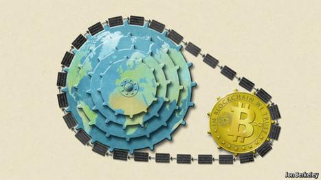 The new economics of blockchain | Peer2Politics | Scoop.it