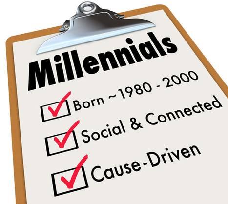 Millennials are taking over: What are they like, and what do they want? | Education Today and Tomorrow | Scoop.it