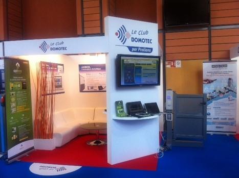 Axible technologies participe au Salon Untec à Lyon du 6 au 8 juin   Technologies numériques et innovations   Scoop.it