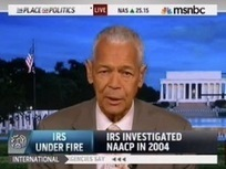 "Former NAACP chair: It's legit for the IRS to look at the tea party, ""the Taliban wing of American politics"" - Hot Air 