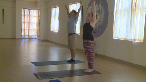 Law enforcement in New Mexico learn to de-stress with yoga | Police Problems and Policy | Scoop.it