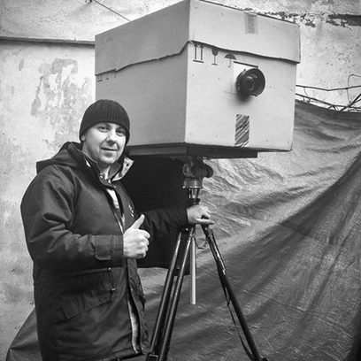 Jan Kratochvíl - Making of my first prototype od mammoth...   Facebook   Wet Plate Collodion Photography   Scoop.it