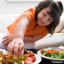 USDA ERS - Gobbling Up Snacks: Cause or Potential Cure for Childhood Obesity? | Local Food Systems | Scoop.it