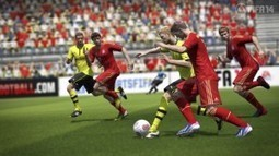 Gamescom 2013: FIFA 14 presents new game modes, legends - TechnologyTell | Video Games | Scoop.it