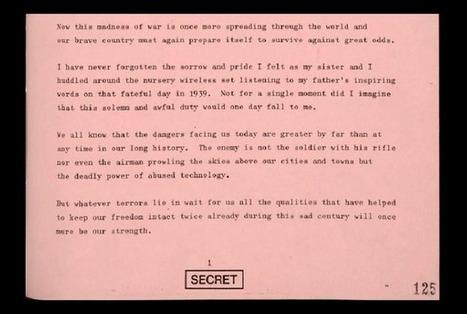 12 Historical Speeches Nobody Ever Heard | World History | Scoop.it