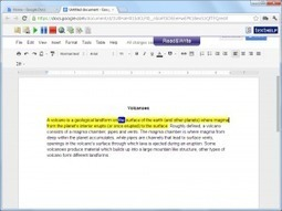 TextHelp's New Web App Offers Excellent Accessibility within Google Docs | Communication and Autism | Scoop.it