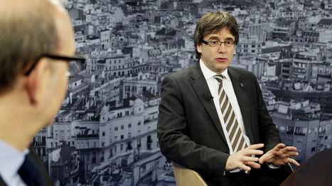 CNA: El nuevo Presidente de Catalunya, derechista y defensor del régimen israelí | La R-Evolución de ARMAK | Scoop.it