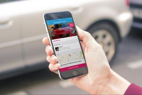 Llega el alquiler de coches 100% móvil   Les TICs en Turisme   Scoop.it