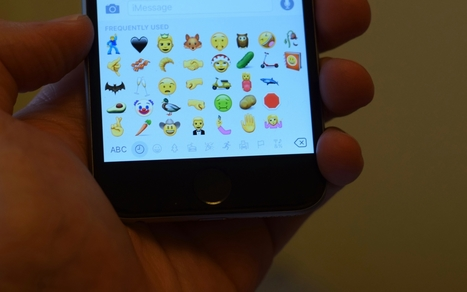 Make Your Own Emoji App with These New released 72 Emojis | Mobile is all about apps | Scoop.it