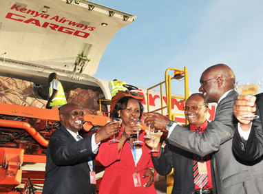 Kenya Airways launches Cargo aircraft | Global Logistics Trends and News | Scoop.it