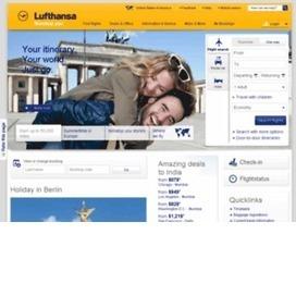 possibilité de trouver des bons de réductions pour le site marchand Lufthansa et coupons de remises | codes promos et avis | Scoop.it
