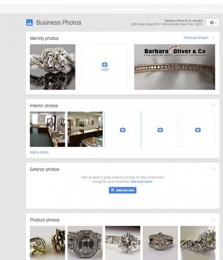 Google My Business Upgrades Business Photos | Google Street View Trusted, TourMake, Google My Business, Local, Maps, Now, Hotel Finder ... | Scoop.it
