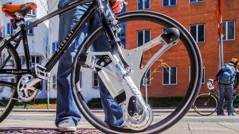 GeoOrbital Wheel convierte tu bici en bicicleta eléctrica | Noticias | Scoop.it