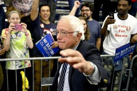 Bernie Sanders is looking for a Rocky-style knockout as he fights for political survival | USA Elections | Scoop.it