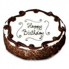 Simple Round Birthday Cake - Cakes | Trendy Dresses | Scoop.it