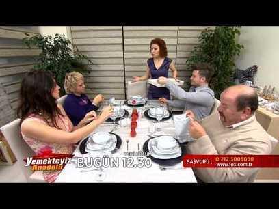 6 Mayıs 2014 Fox Tv Yemekteyiz ANadolu | sonfiscom | Scoop.it