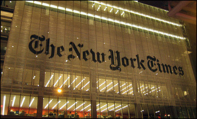 New York Times puts all online video outside the paywall - Journalism.co.uk | Publishing | Scoop.it