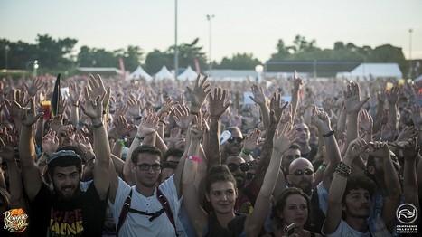 Retour sur le succés du Reggae Sun Ska Festival 2016 | Revue de presse Pays Médoc | Scoop.it