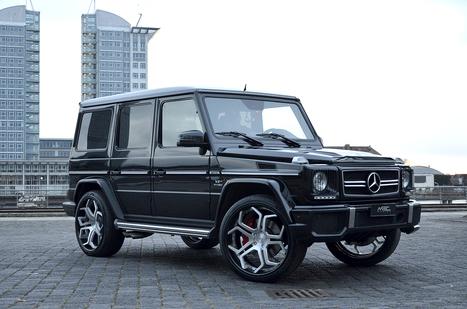 Mercedes-Benz G63 by Mec Design | Mercedes-Benz Picture | Scoop.it