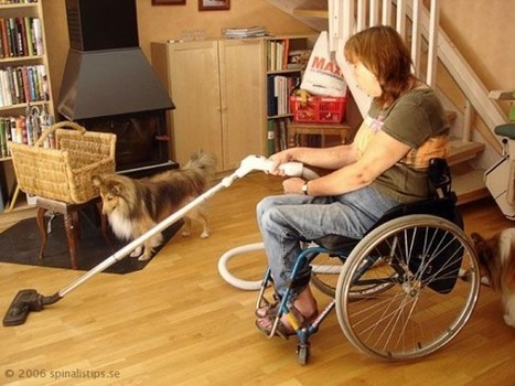 Cool Video Tips for Cleaning Your Wheelchair | Wheelchairs | Scoop.it