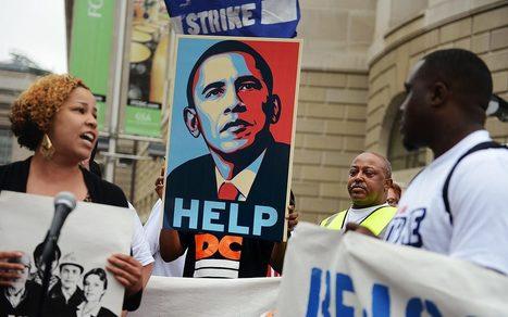 Activists launch ballot initiative to raise DC minimum wage | Daily Crew | Scoop.it