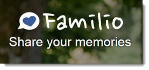 Familio, una manera simple de compartir fotos y videos en familia | Las TIC y la Educación | Scoop.it