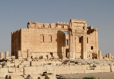 La ONU confirma con imágenes por satélite la destrucción del templo de Bel en Palmira   Arqueología, Historia Antigua y Medieval - Archeology, Ancient and Medieval History byTerrae Antiqvae (Blogs)   Scoop.it