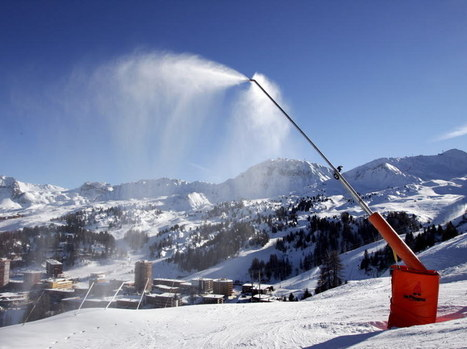 Un plan neige et stations dévoilé aujourd'hui | Ecobiz tourisme - club euro alpin | Scoop.it