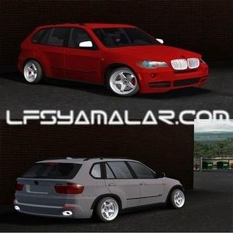 LFS Bmw x5 Araba Yaması | lfsyamalar | Scoop.it
