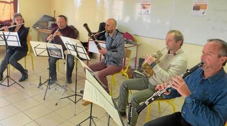 Les élèves de la MFR découvrent la musique classique | MFR Normandie | Scoop.it