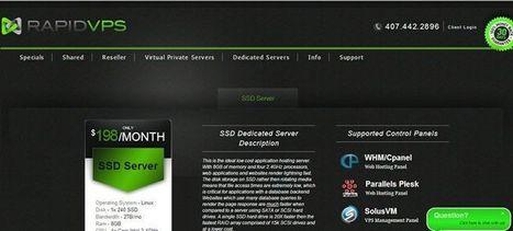 Dedicated Server Virtual Hosting   Affordable dedicated & Linux virtual server hosting   Scoop.it