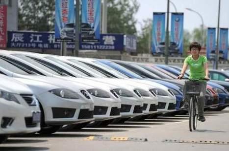 La Chine premier marché auto mondial en 2013   Audi   Scoop.it