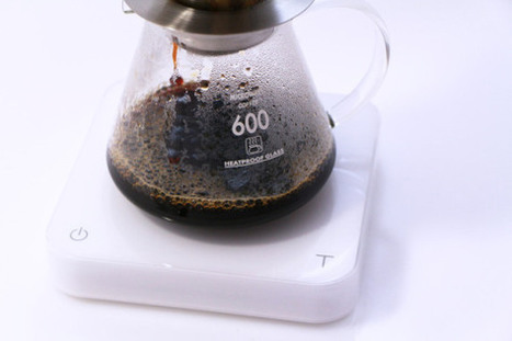 Now even your coffee-brewing tools are going tech - VentureBeat | Coffee Culture | Scoop.it