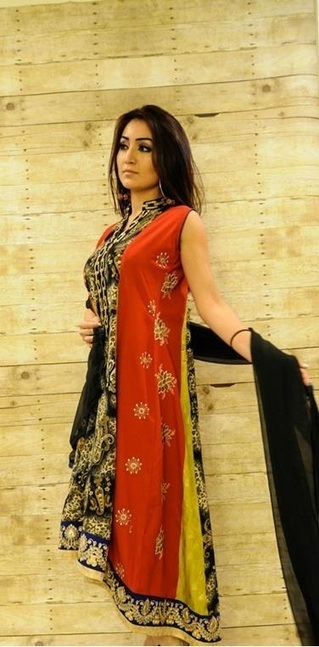 Ashraf Valliani Summer Eid Collection 2013 For Young Women | stylostyle | Scoop.it
