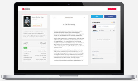 Tablo Publishing | Create and self-publish eBooks in the cloud | Entrepreneurship | Scoop.it