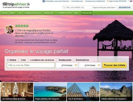 TripAdvisor : ne laissez pas les internautes parler de votre hôtel sans participer à la conversation ! | E-tourisme | Scoop.it