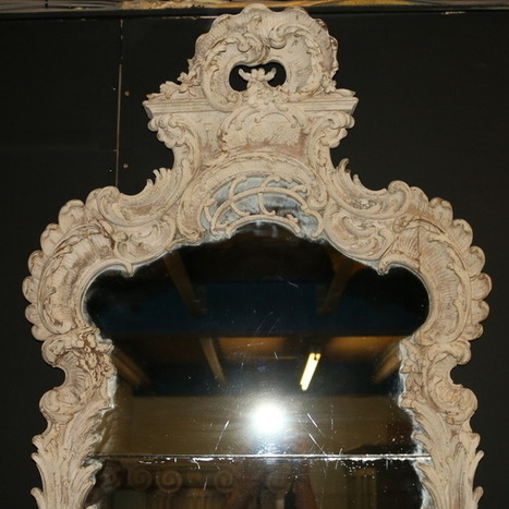 French Dressing Mirror - Antique MIRRORS | Antique Painted Furniture UK | Scoop.it