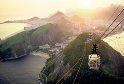 Enjoying Cable Car Beautiful View for Romantic Atmosphere | Cozy Resort | Scoop.it