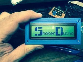 Smokerduino | Raspberry Pi | Scoop.it