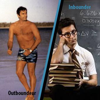 Inbound marketing, outbound marketing, ou les deux? | L'inbound marketing en révolution | Scoop.it