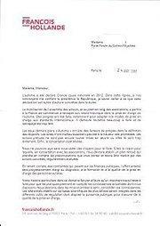 Réponse de François Hollande sur l'avenir de L'Autisme en France. | Autisme actu | Scoop.it