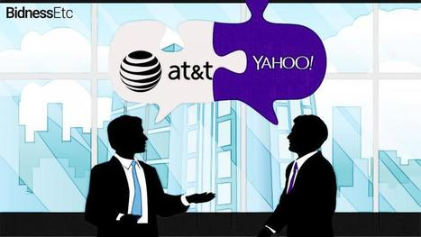 AT&T Inc. Makes a Bid for Yahoo's Internet Business: Report | Business Video Directory | Scoop.it