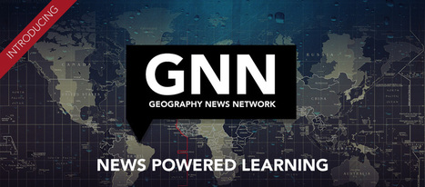 Maps 101: Geography News Network | CLIL-DNL Geography | Scoop.it